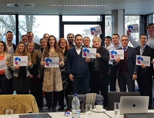 TRUSTS project has successful kick-off meeting in Hannover