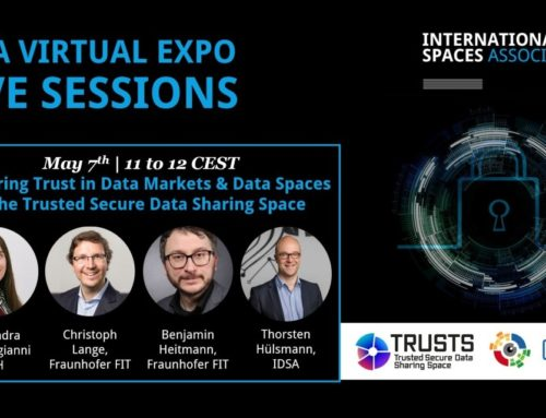 "IDSA Virtual Expo: Live session ""Restoring trust in data markets"" recording now online"