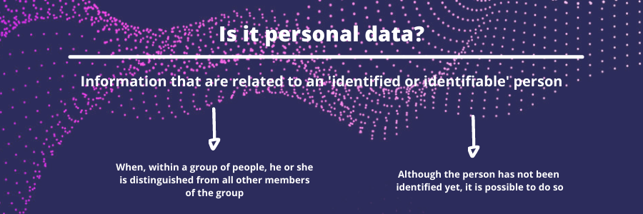 Is it personal data?