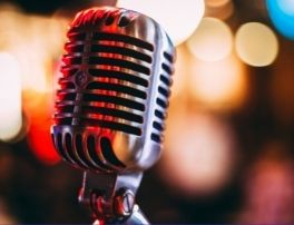 Picture of Microfone