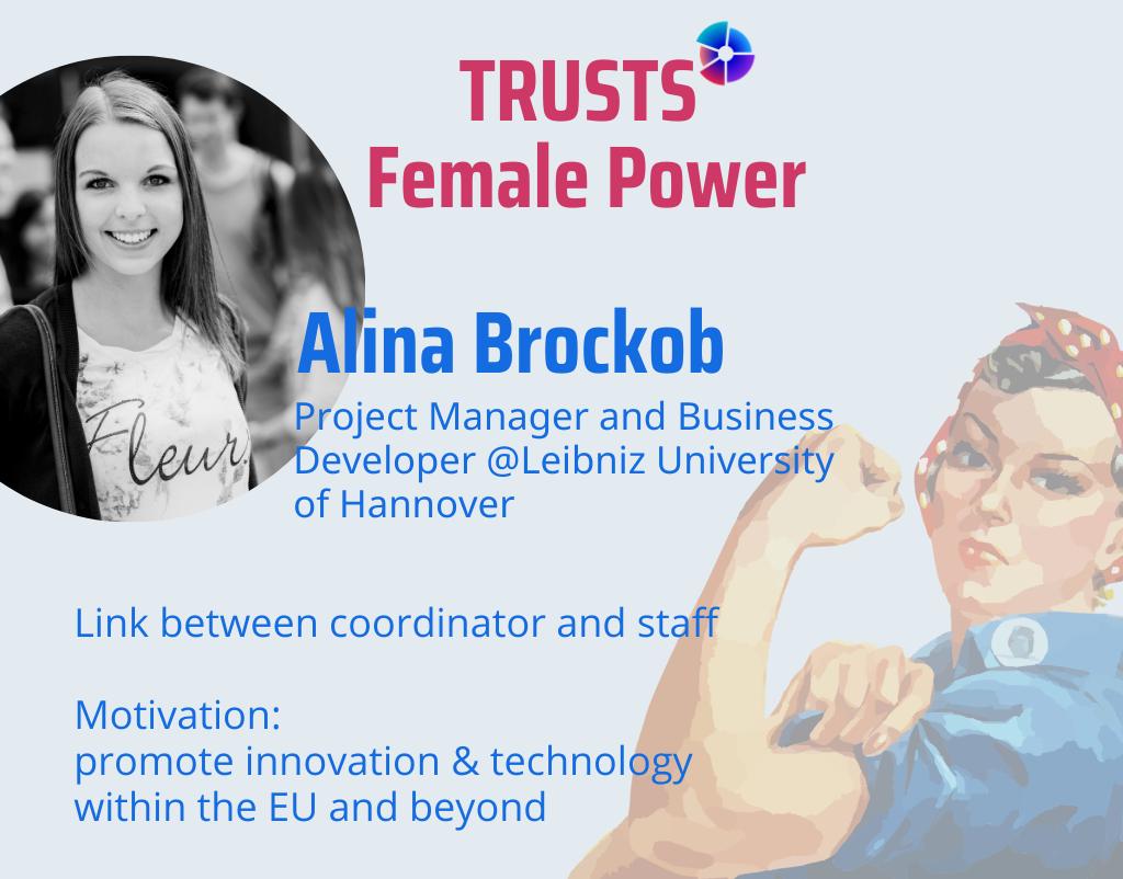 Introduction Alina Brockob