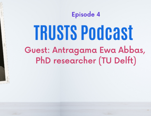 TRUSTS Podcast: What we do – and do not – know about data market research