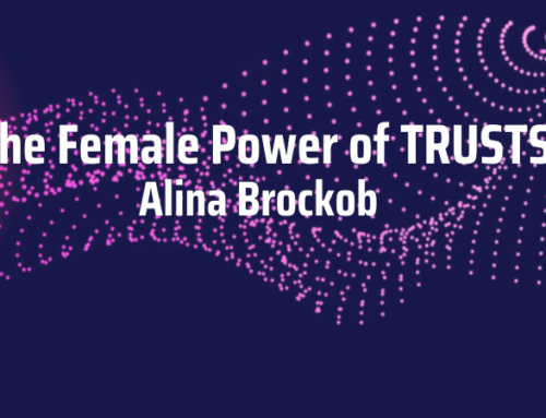The Female Power of TRUSTS: Alina Brockob